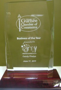 2011 Business of the Year Award