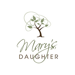 Mary's Daughter - best tree logo design Wisconsin