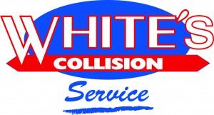 Whites Collision Logo