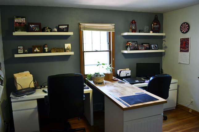 iCandy Graphics & Web Design Home Office