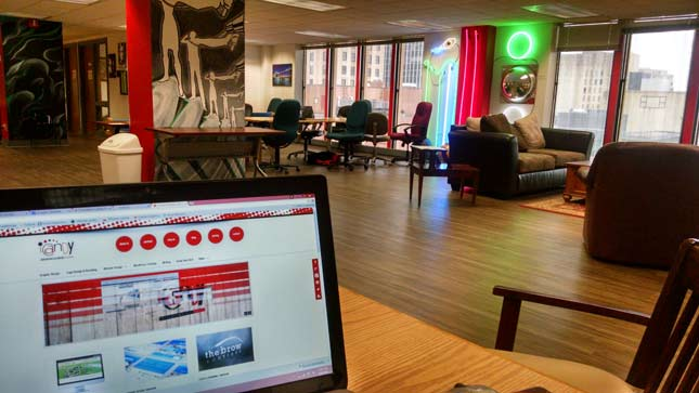 100State coworking space