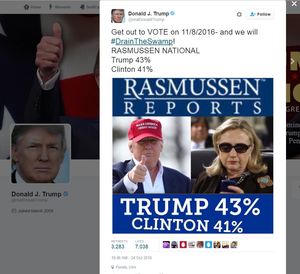 Trump bad marketing