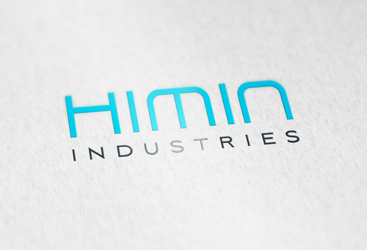 1 Day Branding Himin Logo Design