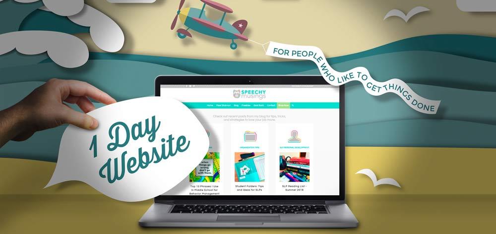 1 Day Website - Bizzy Bizzy