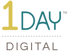 1 Day Digital logo