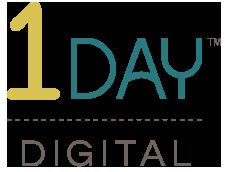 1 Day Digital logo