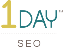 1 Day Search Engine Optimization (SEO) logo