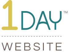 1 Day Website Logo