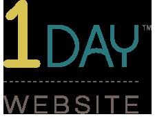 1 Day Website Logo