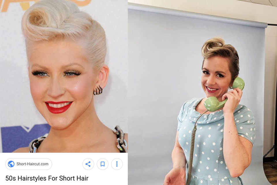 Brand photography hairstyle inspiration