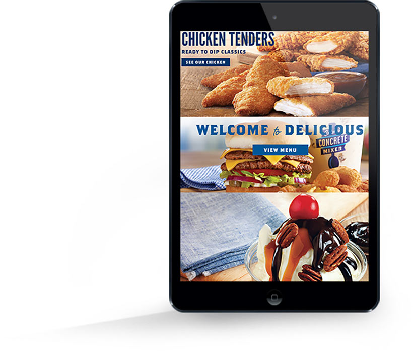 Brand Imagery: Culvers