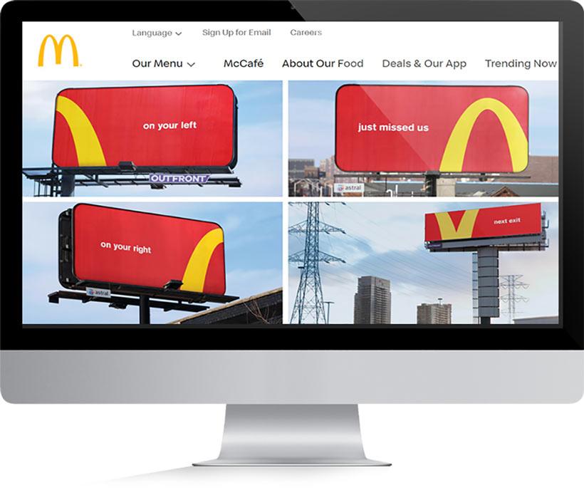Brand colors: McDonalds