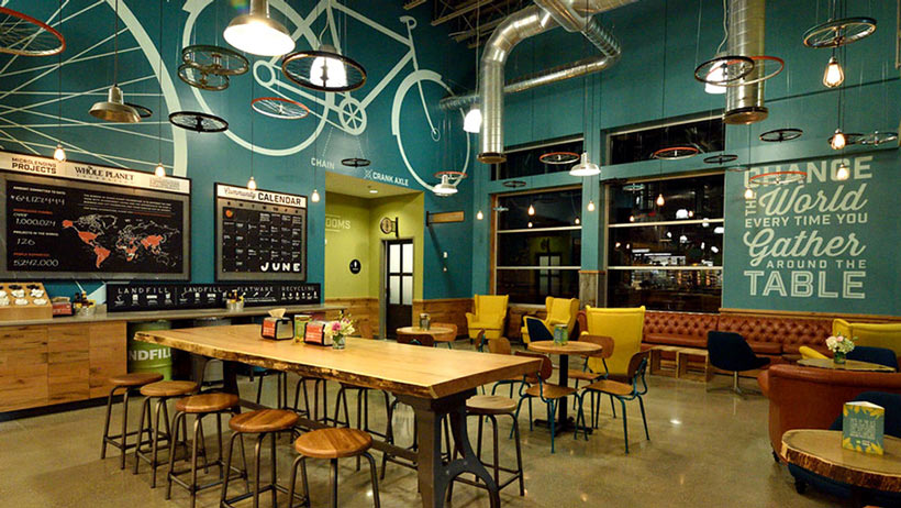 Brand Space: Whole Foods