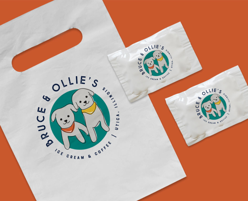 1 Day Startup Logo Design for Bruce & Ollies